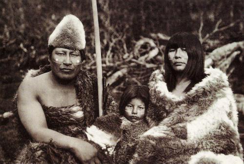 Famille Shelk'nam